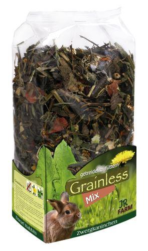 JR Farm Zakrslý králík Grainless Mix 650 g