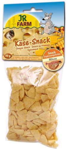 JR Farm Sýrový snack 50 g