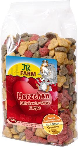 JR Farm Srdíčka 200 g