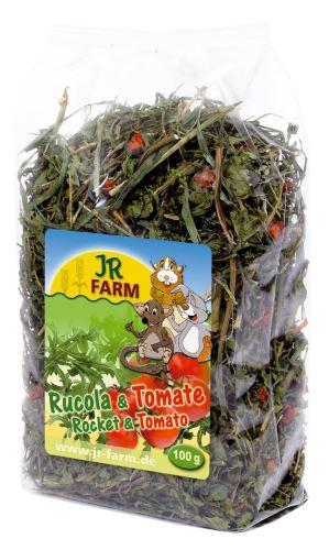 JR Farm Rukola a rajče 100 g