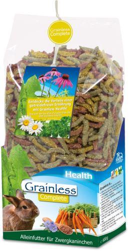 JR Farm Zakrslý králík Grainless Health Complete 1,2 kg