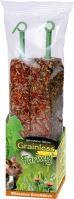 JR Farm Bezobilná tyčinka Semena divokých rostlin - Květ bodláku 140 g