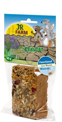 JR Farm Hliněný špalíček s bylinkami 1 kus