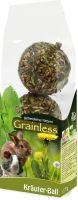 JR Farm Bezobilné míčky s bylinkami 75 g