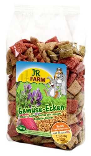 JR Farm Zeleninové polštářky 100 g