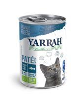 Yarrah BIO Paté s rybou 400 g