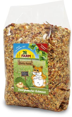 JR Farm Zakrslý křeček Feast 600 g